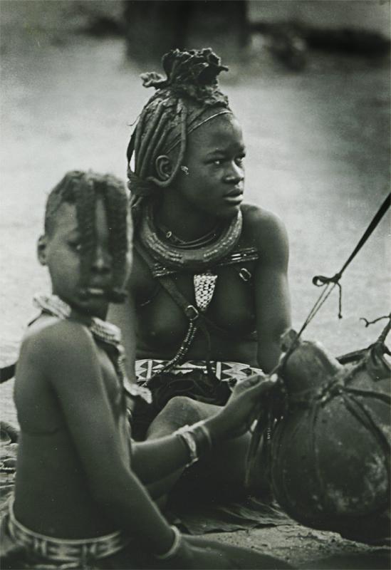 namibia - himba tribe