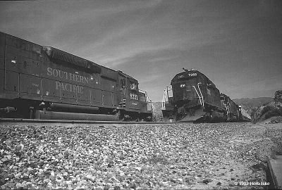 Southern Pacific Meet at Woodford
