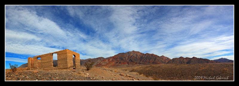 Death Valley, Man vs Desert...