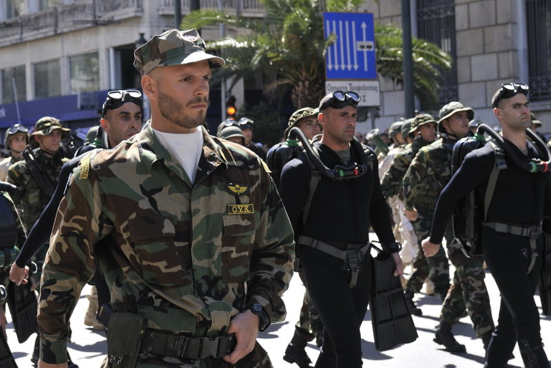 OYK - Greek Special Forces