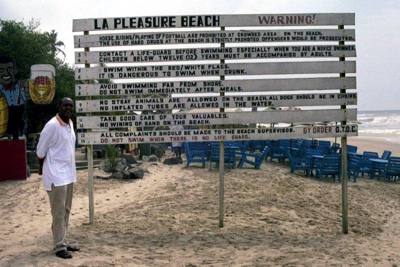 Accra-Beach Rules