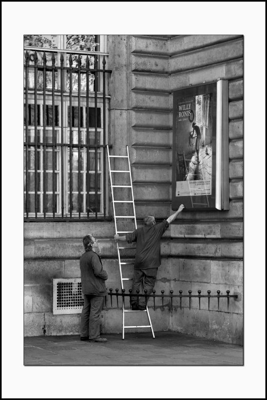 Exposition Willy Ronis