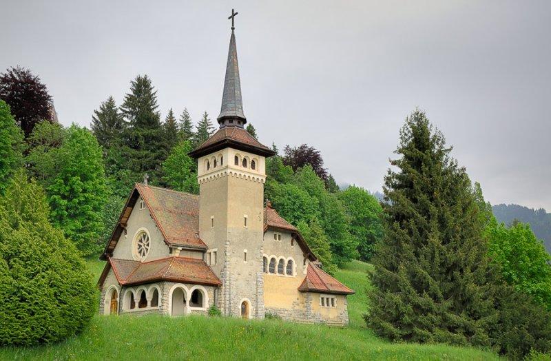 Chapelle Catholique