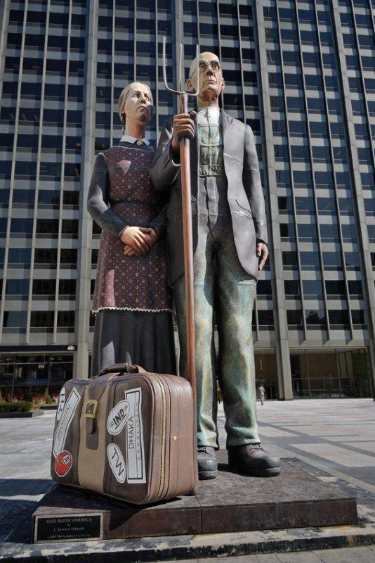 American Tourists