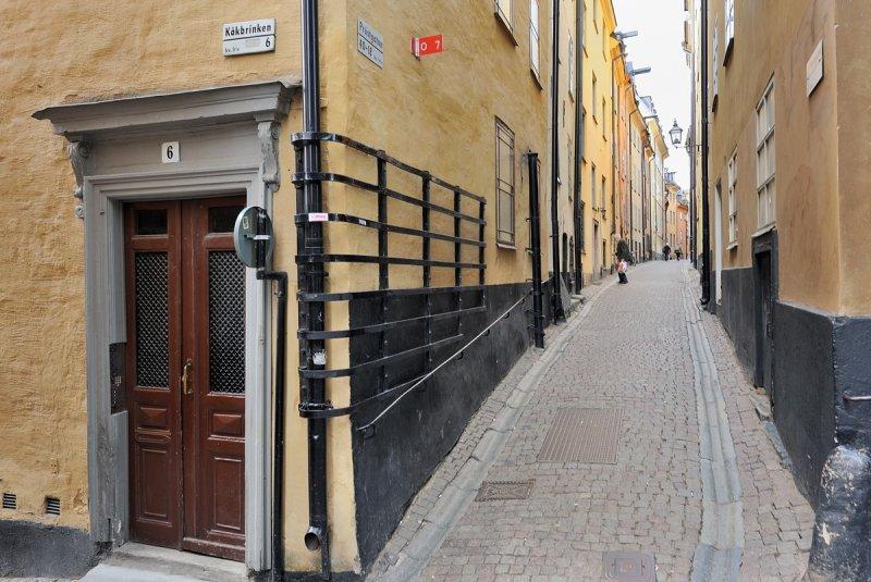 Prästgatan at Kåkbrinken