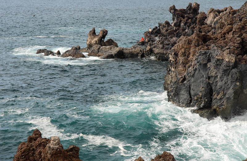 Fishermen at San Juan