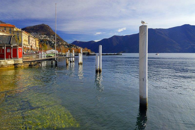 Lugano Shoreline