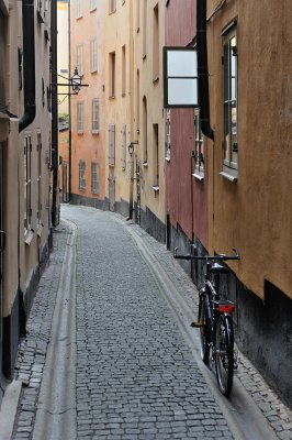 Old Town Alley III