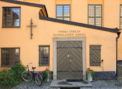 Finska Kyrkan I