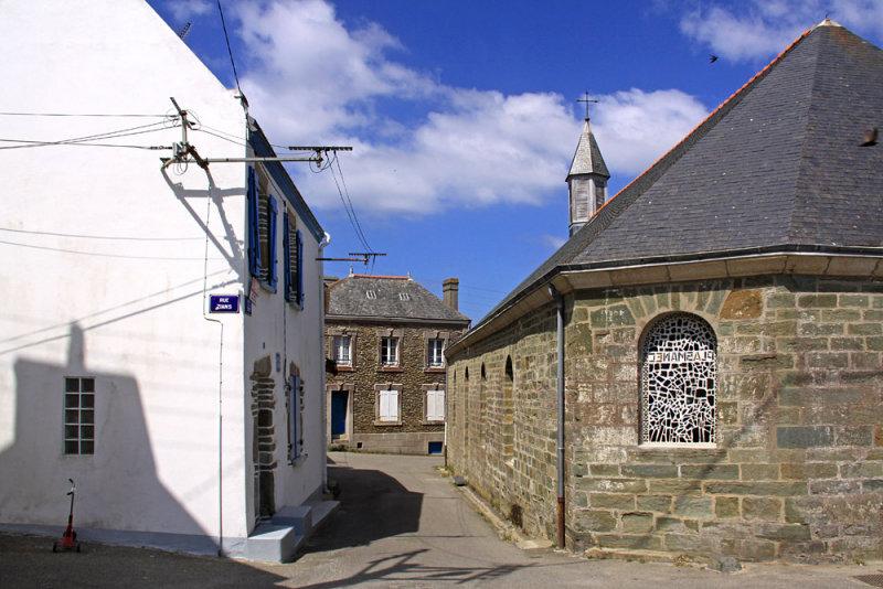 Locmaria chapel