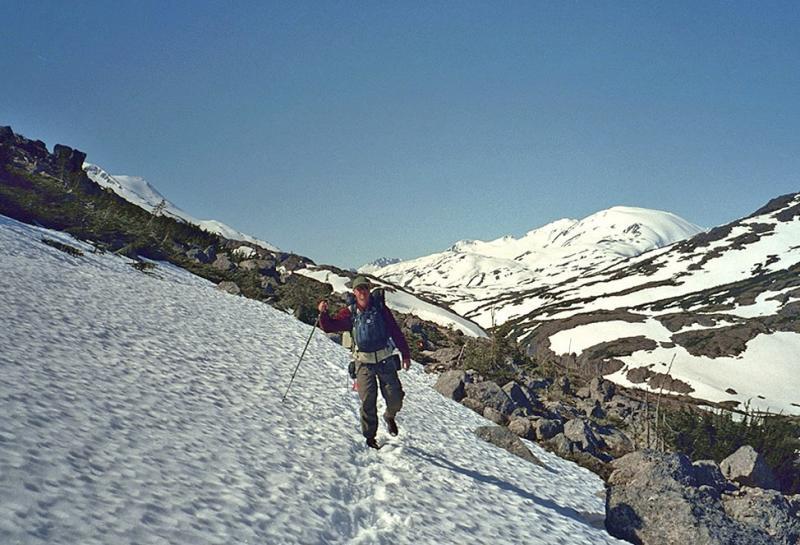 Trail to Long Lake