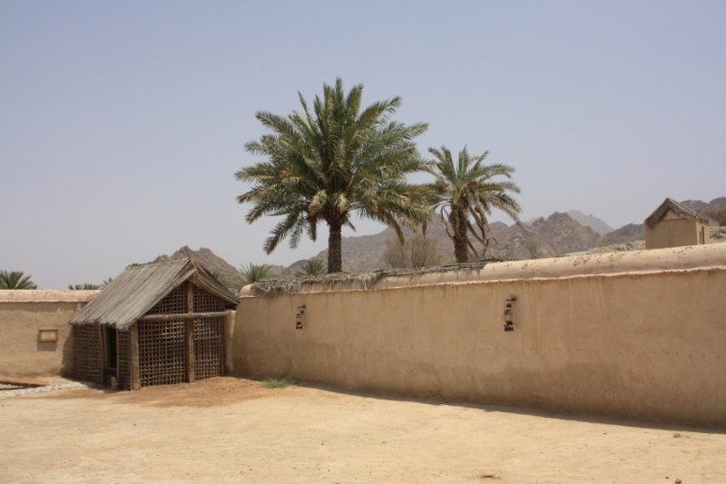 Dubai - Mountain safari - Hatta Heritage village