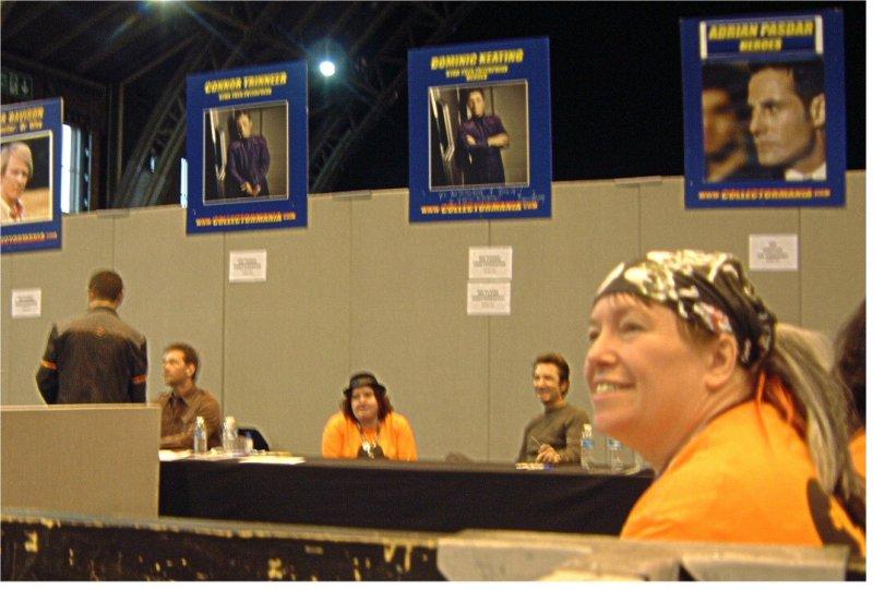 Lara doing the money for Adrian.JPG