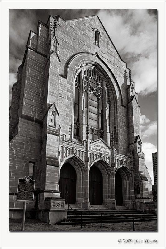 Front Facade, St Pauls Methodist Church