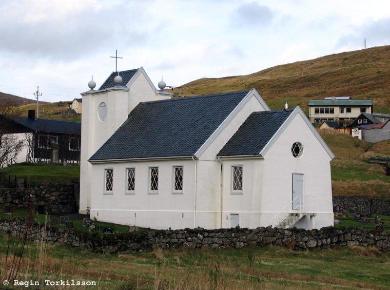 Hósvíkar Kirkja