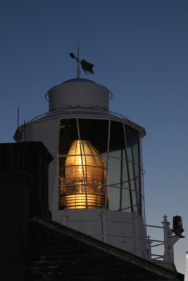 Whitby Lighthouse Lamp