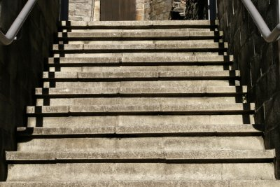 stairs / trappen 20080210024