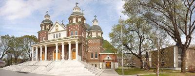 St. Josaphats  Ukrainian Catholic Cathedral, Edmonton