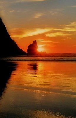 Canon Beach - Oregon Coast