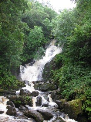 Torc Waterfall. Ireland