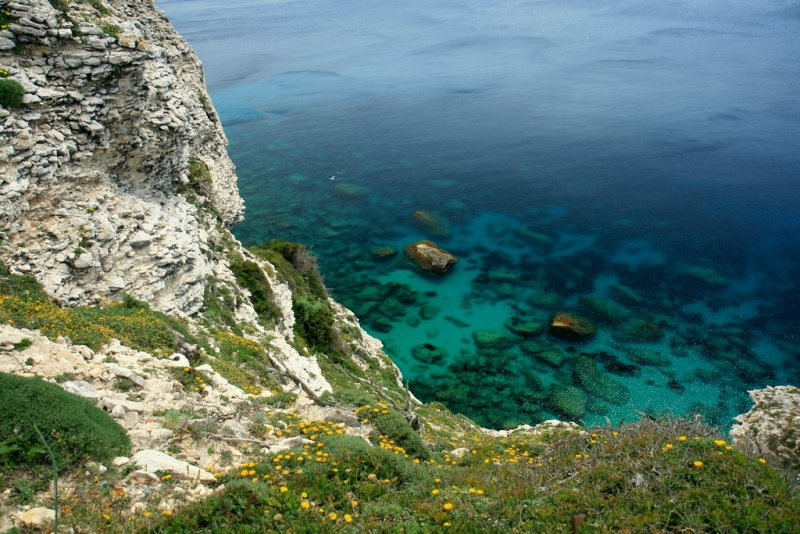 Bonifacio cliffs #2