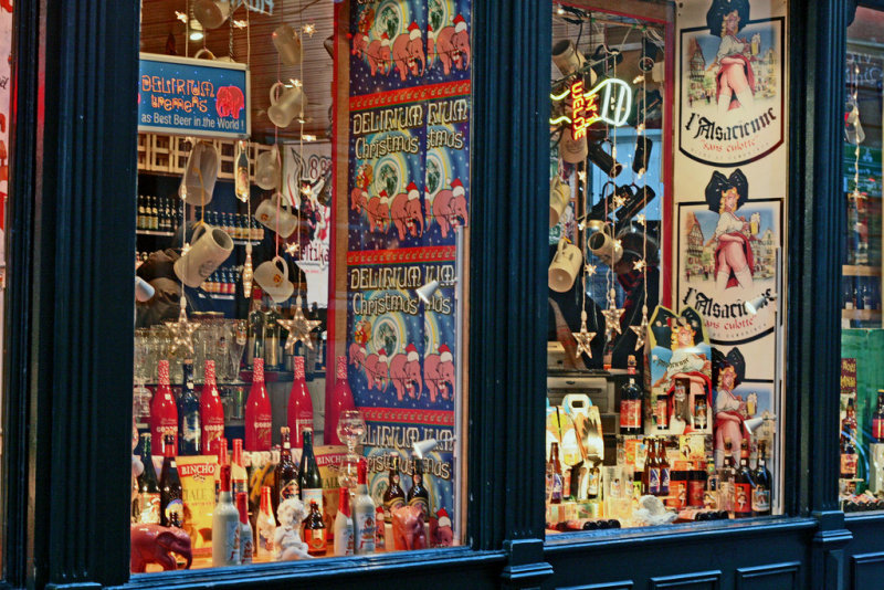 beer store in Strasbourg
