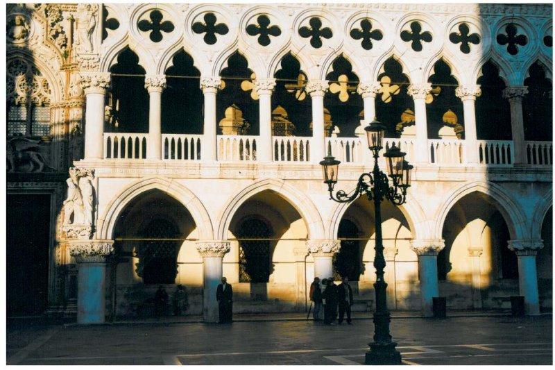 Palais des Doges, Venise 2004