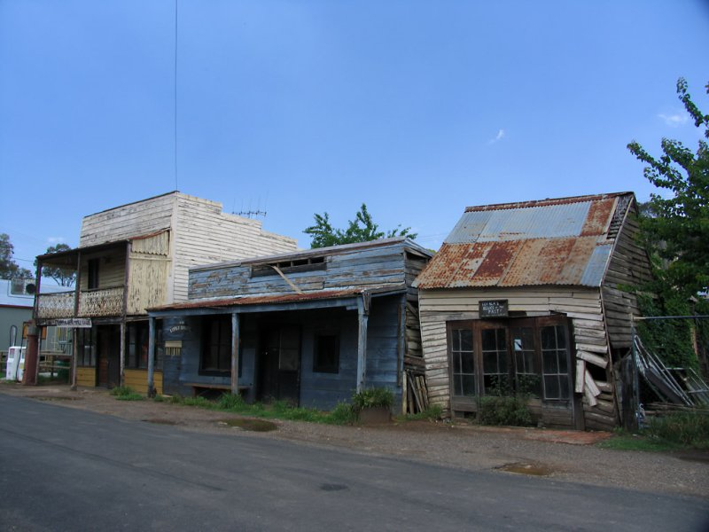 The Town Of Sofala