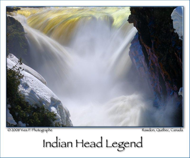 Légende de la tête de lIndien ... (April 2008)