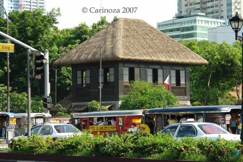 Modern bahay kubo in the city!