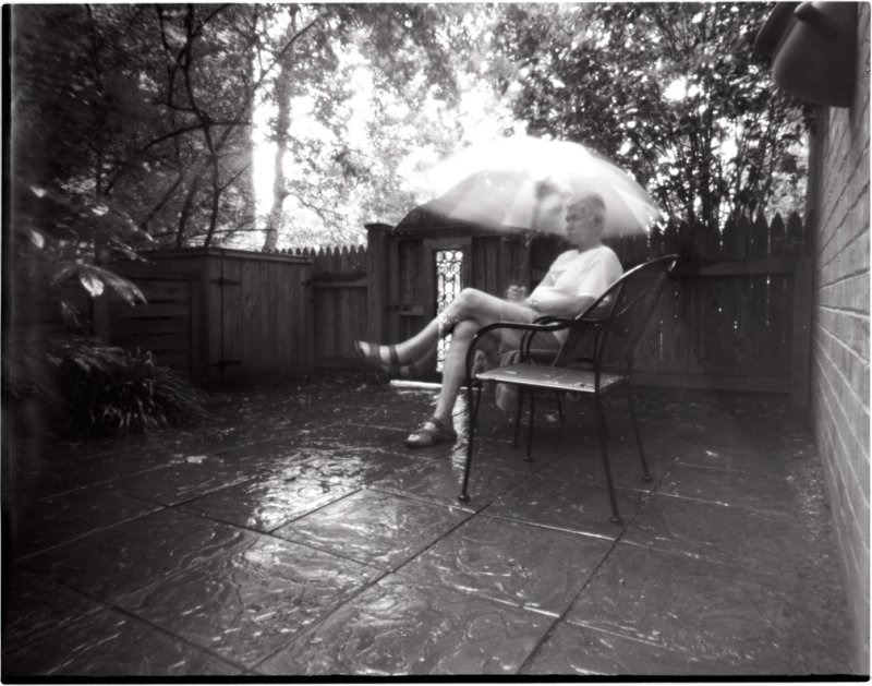 Pinhole SP in Rain<br><font size=2>WPD 2010 Entry