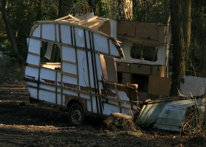 April 14 2010:<br> Trailer Trash