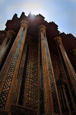 Golden Pillars