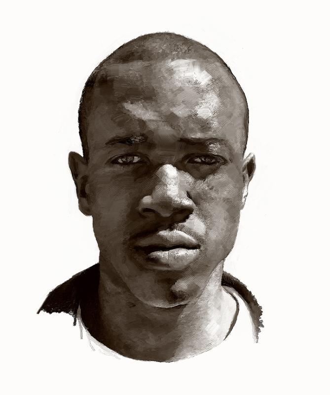 Darnells Portrait