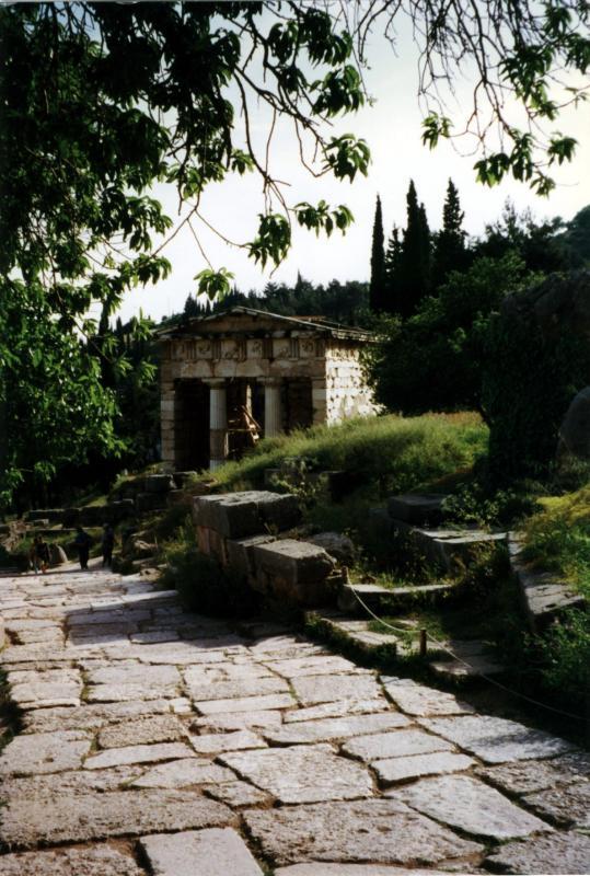 Delphi/Treasury