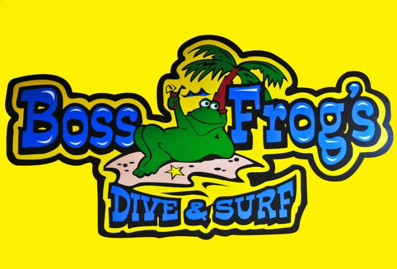 boss frogs
