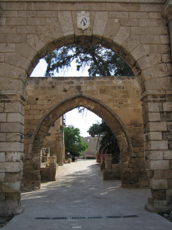 Famagusta - Cathedral of St. Nicolaus