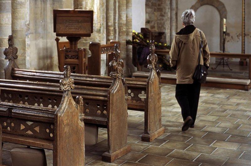 Walking to Prayer