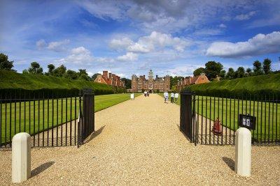Blickling Hall, Aylsham, Norfolk, UK