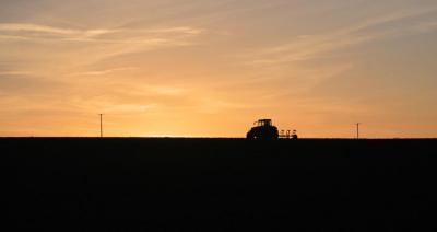 Ploughing on into the Night