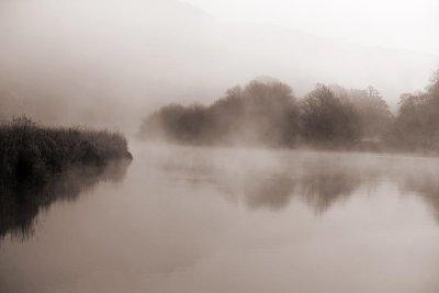 early mist mono toned