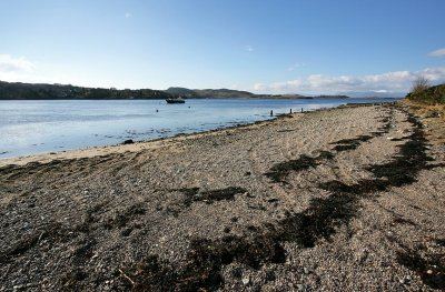 loch etive beach