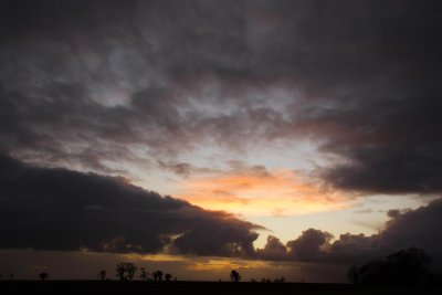 Stormy End To The Day