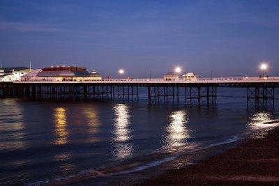 Night on the Pier