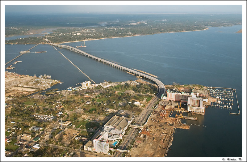 Biloxi / Ocean Springs Bridge