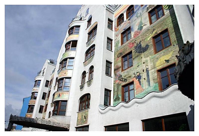 Arik Brauer Haus