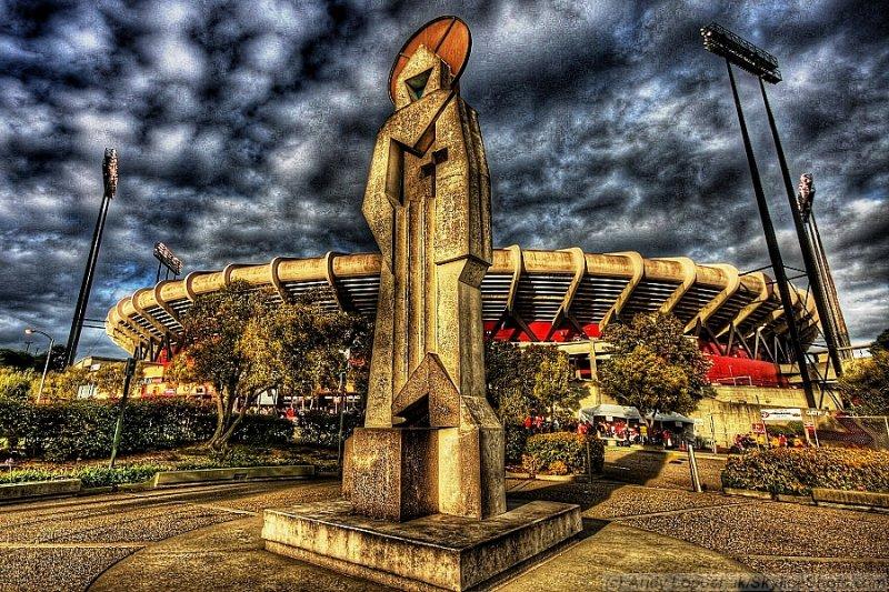 Candlestick Park - San Francsico, CA