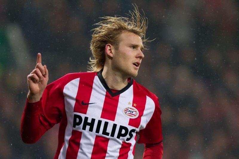 Ola Toivonen with another goal
