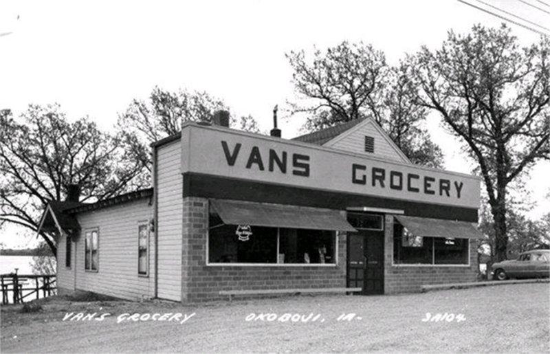 Vans Grocery