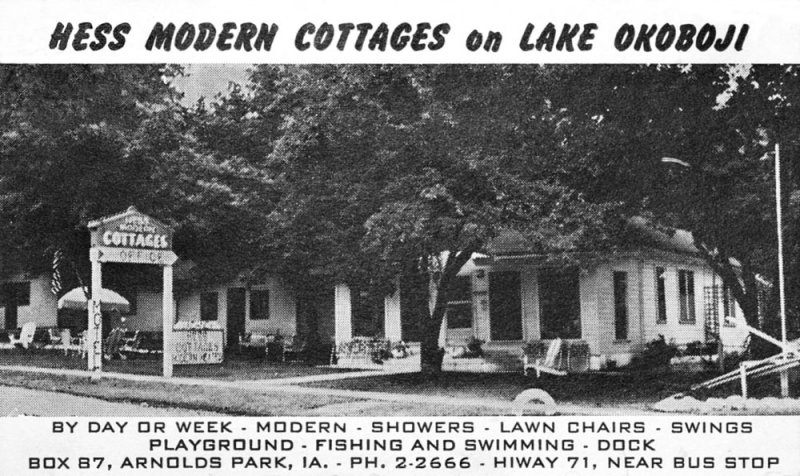 Hess Modern Cottages